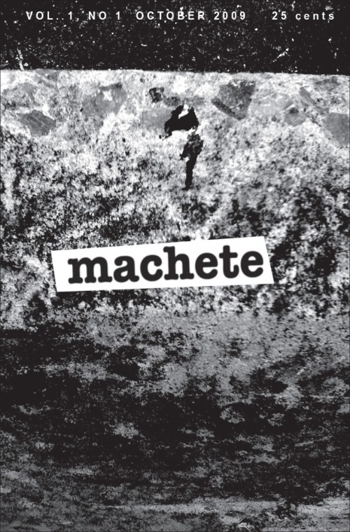 Machete / October 2009