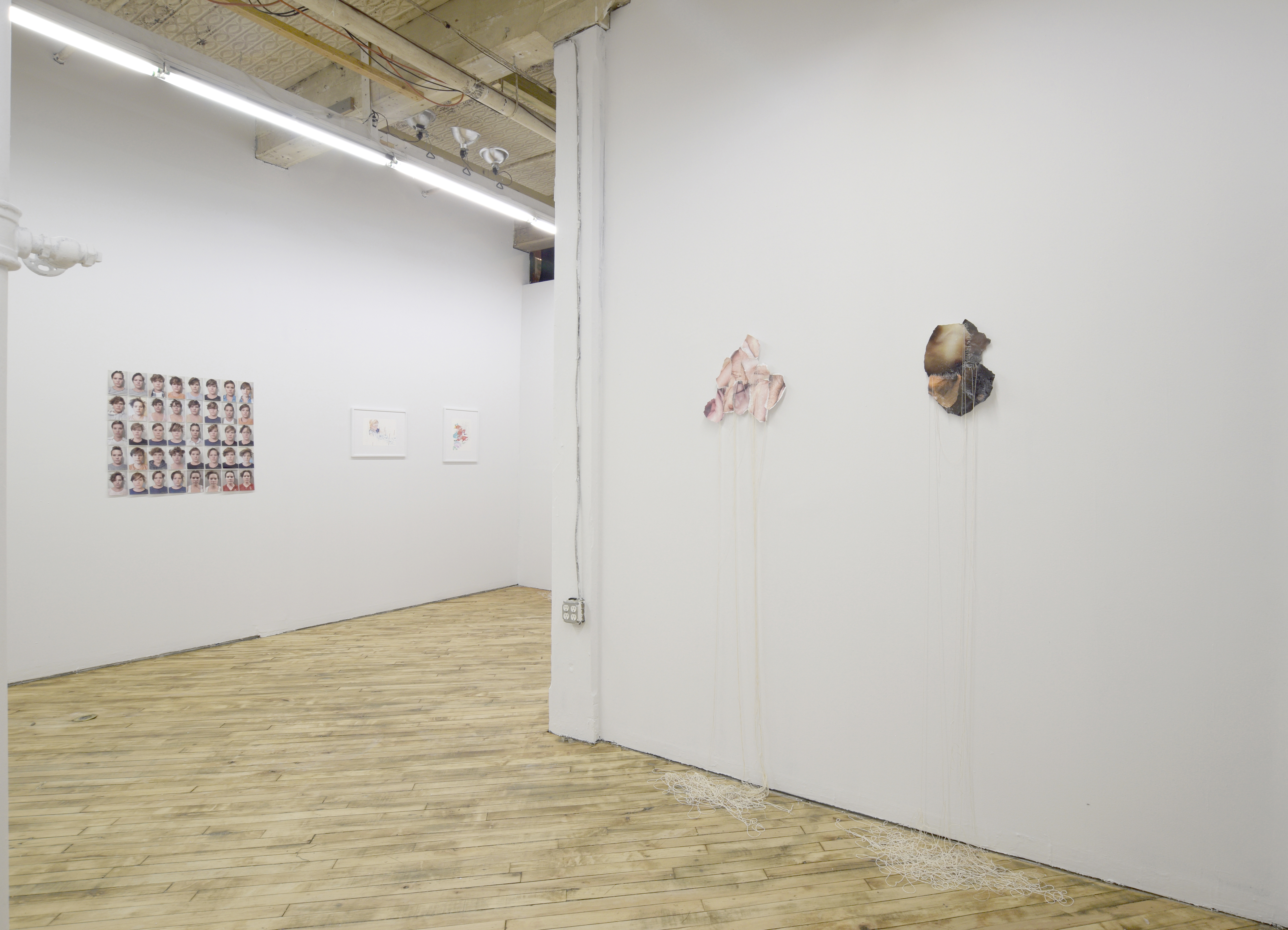Jessica Stanhagen and Kevin Lee at Marginal Utility